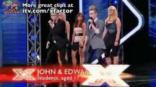 John and Edward Grimes - Bootcamp Group Audition