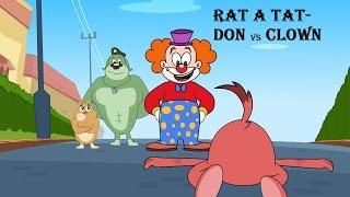 Rat-A-Tat | Chotoonz Kids Funny Cartoon Videos | 'Don vs Clown'