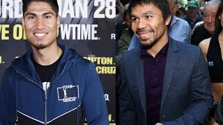 Manny Pacquiao vs Mikey Garcia in 2017??? Freddie Roach HOPES SO.....