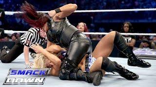 Charlotte vs. Tamina: SmackDown, Sept. 3, 2015