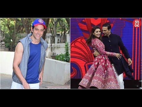 Hrithik Celebrates His B'day With Media   Parineeti To Star Opposite Akshay Kumar In 'Kesari'