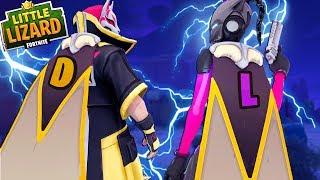 LYNX & DRIFT ARE A SUPERHERO COUPLE!!! - Fortnite Short Film