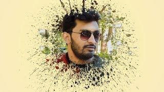 Creative Face Photo Menipuletion | Photoshop tutorial Paint Splash using Brush