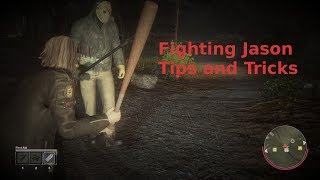 Friday The 13th The Game - Fighting Jason Tips and Tricks