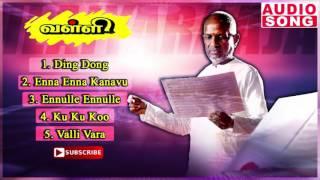 Valli Tamil Movie Songs | Audio Jukebox | Rajinikanth | Priya Raman | Ilayaraja | Music Master