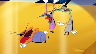 Oggy and the Cockroaches - The Fugitive  (S3E18) Full Episode in HD