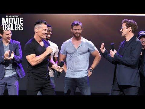 Xxx Mp4 Avengers Infinity War Meet The Cast With Robert Downey Jr Josh Brolin 3gp Sex