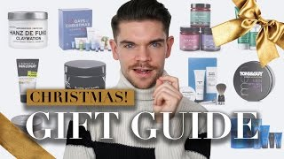 Men's Christmas Gift Guide   Hair and Grooming
