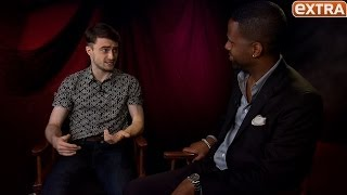 Daniel Radcliffe Reacts to J.K. Rowling's New 'Harry Potter' Story