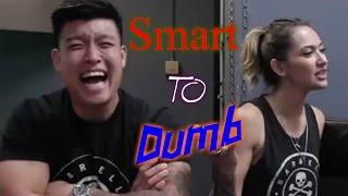 JustKiddingNews Bart Smart To Dumb Moments