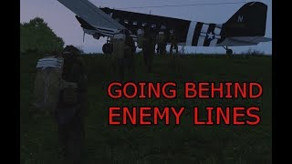 Hot Drop: 506th Behind enemy Lines Phase 1(Arma 3 Zeus US Iron Front Ops)