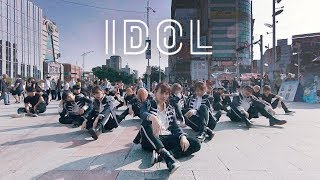 [KPOP IN PUBLIC CHALLENGE] BTS(방탄소년단) _ IDOL Dance Cover by DAZZLING from Taiwan