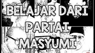 Belajar Dari Partai Masyumi - LDK SYAHID FISIP UIN | 9 Desember 2014
