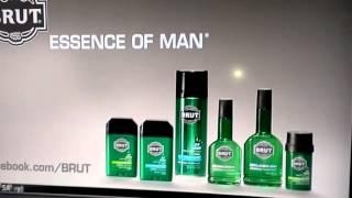 Brut commercial... Smh