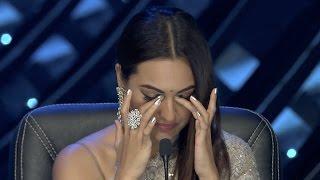 Nach Baliye 8 | Episode 6 | Sonakshi Sinha cries during a shoot | 22nd April 2017