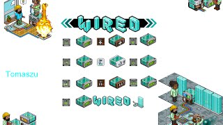 WIRED Effect: Use Of Bot Moves to Furni