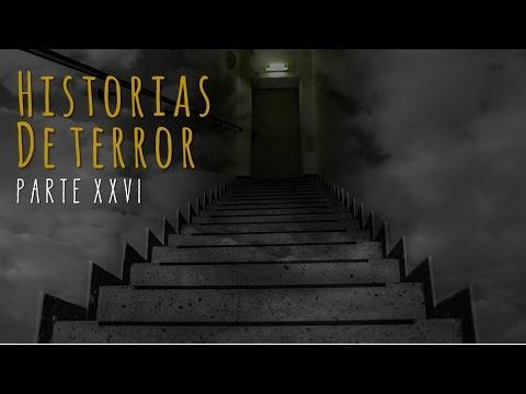HISTORIAS DE TERROR (RECOPILACIÓN XXVI)