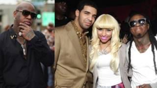 Nicki Minaj Spotted In Studio With Lil Wayne, Joins Drake In Support Of Wayne In Birdman CM Dispute