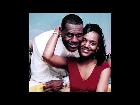 Delonte West and Lebron's mom career mix