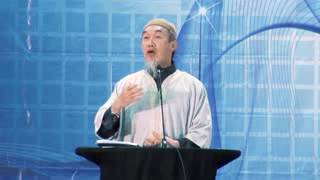 Beauty of Islam   The Lecturer: Hussein Yee