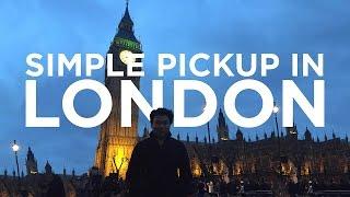 SIMPLE PICKUP IN LONDON