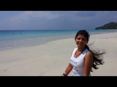 Xxx Mp4 RADHANAGAR BEACH AT HAVELOCK ISLAND OF ANDAMAN Island Honeymoon Destination 3gp Sex