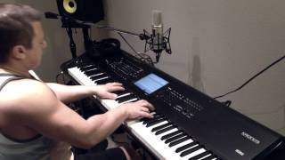 Dan  Shay  I Heard Goodbye Piano Cover
