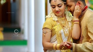 The Most Superb Hindu Wedding Highlight Ever made in Kerala Thushar + Kavitha - Chandra Studio, 2015