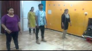 Naga dance floor
