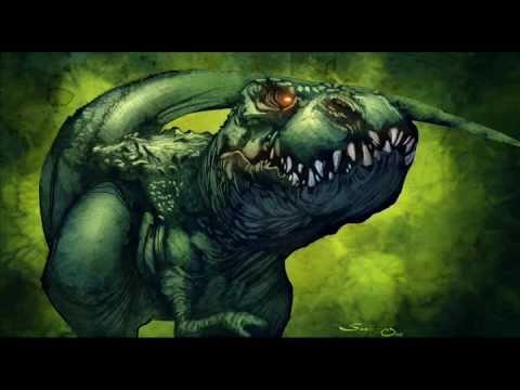 Tyrannosurus Rex Tribute.