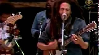 Concrete Jungle - BOB MARLEY - CONCERT -SANTA BARBARA 1979