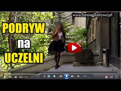 TreningPodrywu.pl - Podryw na uczelni