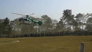 Navin pattnaik in Nayagarh