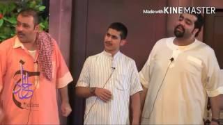 ابداع احمد العونان مسرحية الياخور 1