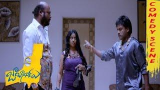 Sapthagiri and Fish Venkat Hilarious Comedy Scene - Jadoogadu Movie Scenes