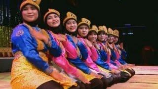 Tari Saman (Saman Dance) - Kosentra Group