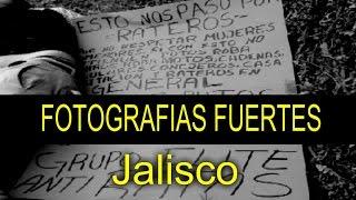 Mas fotografías muy fuertes, abandonan a 6 personas con las manos cercenadas en Jalisco 2016