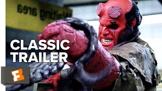 Hellboy (2004) Official Trailer 1 - Ron Perlman Movie