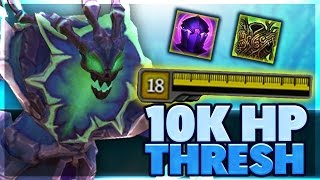 CRAZIEST HOOK   THIS NEW ITEM IS PERFECT FOR THRESH   10K HP THRESH SUPPORT CARRY   BunnyFuFuu