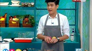 Mars Masarap: Dae Hyuk Lee's Korean Beef and Seaweed Soup