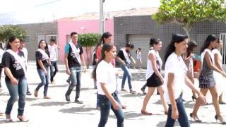 DESFILE DE MONTE  DAS GAMELEIRAS RN