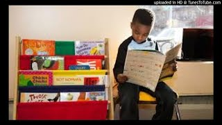 Want your son to read better? Teach him to tell stories