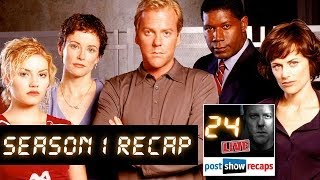 24 Season 1 in Review:  A Recap of Day 1 for Jack Bauer