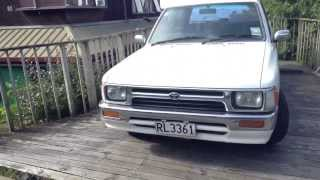 1992 Toyota 2.4l Diesel Hilux