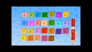 ABC Alphabet Song: karaoke instumental version