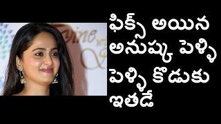 Finally Anushka Shetty Revealed about her Marriage