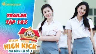 Gia đình là số 1 sitcom | Trailer tập 185: Yumi trở về và bỗng nhiên thân thiết với Phan Hoàng Anh