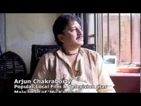 Arjun Chakraborty Clip 1   Documentary - FILM