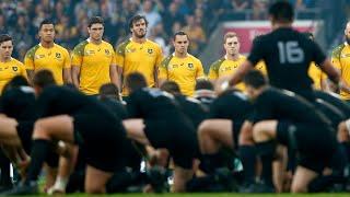 Fearsome All Blacks haka - Rugby World Cup 2015 final v Australia
