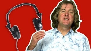 How do noise cancelling headphones work? - James May